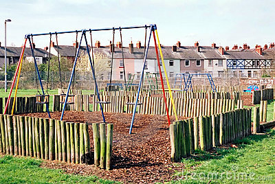 Park Swings - Childrens' Playground