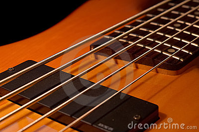 Five String Bass Angle