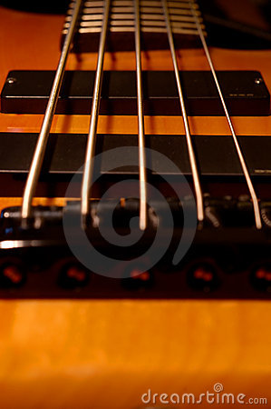 Five String Bass Bridge