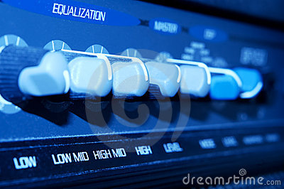 Bass Amp Equalizer