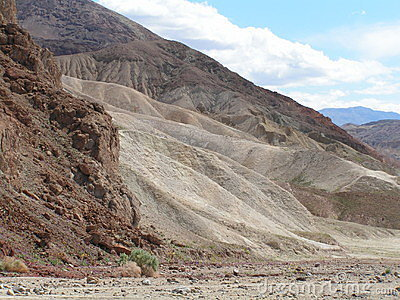 Rocks from Death Valley