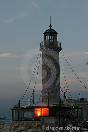 LIGHTHOUSE OF PATRA,GREECE