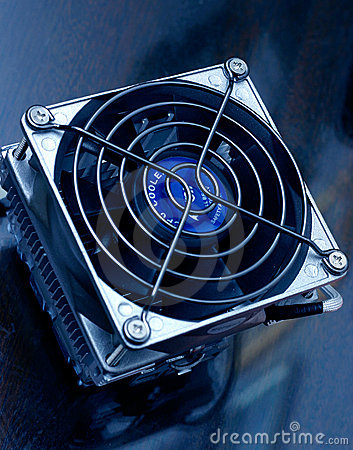 CPU Cooler Detail