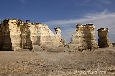 Limestone Rock Formations