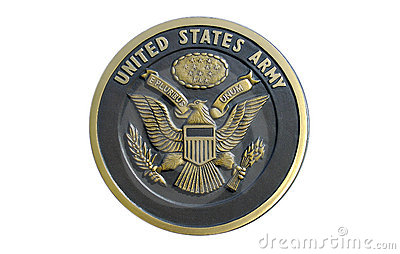 US Army Plaque