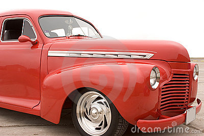 1940's Chevy street rod