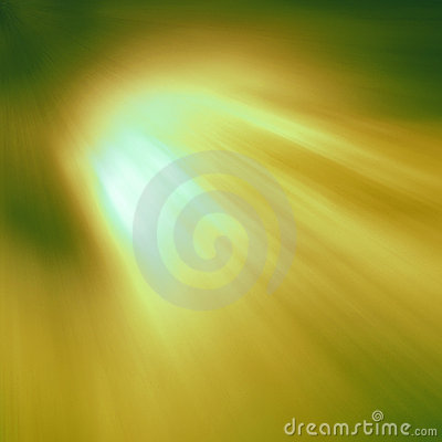 Rays of Coloured Light
