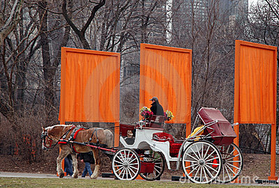 New York Gates And Carriage