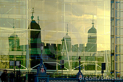 Tower of London refected