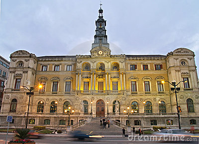 Bilbao City Town-hall