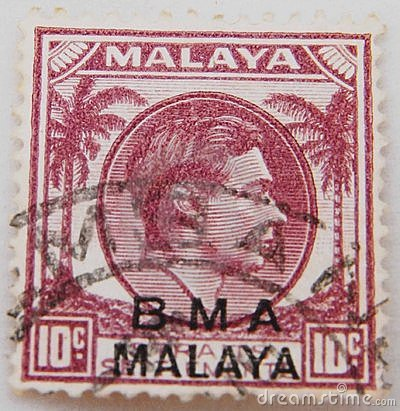 BMA Stamps
