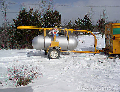 Fuel Tank Delivery - ENERGY