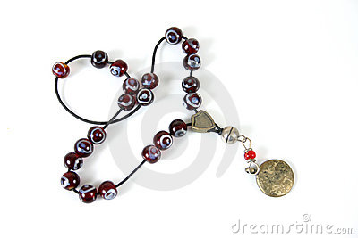 Greek worry beads