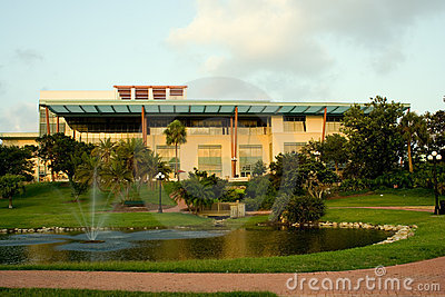 Clearwater Library and Coachman Park