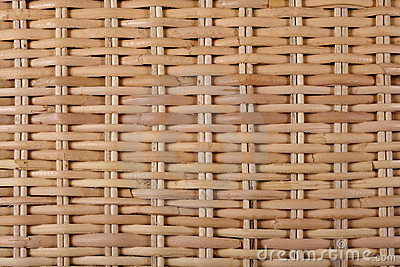 Texture, wicker basket