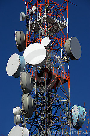 Repeater tower