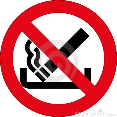 No smoking 8 (+ vector)