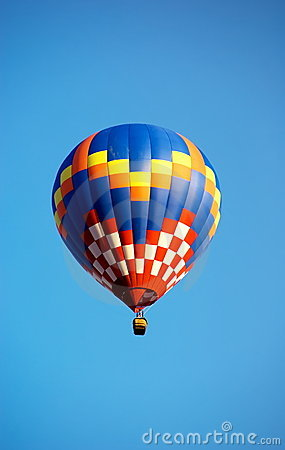 Hot Air Balloon #1