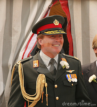 Dutch Crown Prince Willem-Alexander