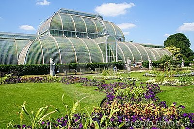 Kew greenhouse