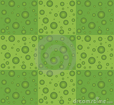 Vector of bubble texture