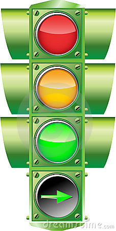 Vector Traffic Light