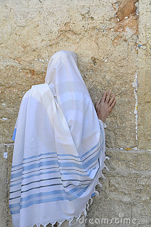 Praying Jewish, Jerusalem