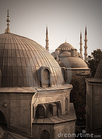 Great Mosques, Istanbul