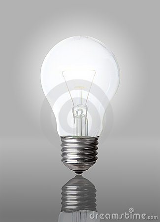 Light Bulb Shining