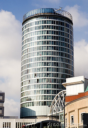 The Rotunda Birmingham Bull Ring