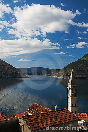 View on Kotor bay