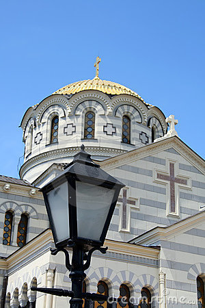 Orthodox cathedral revived from ruins