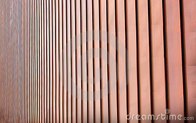 Copper Cladding - Vertical