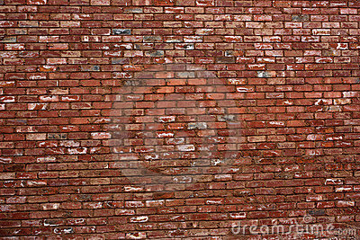 Rich brick wall