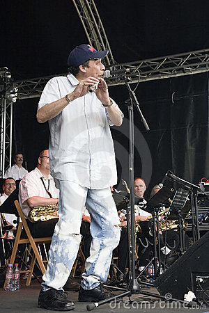Dave Valentin and B3 Jazz Orchestra at Montreux