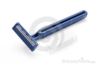 Disposable Blue Razors