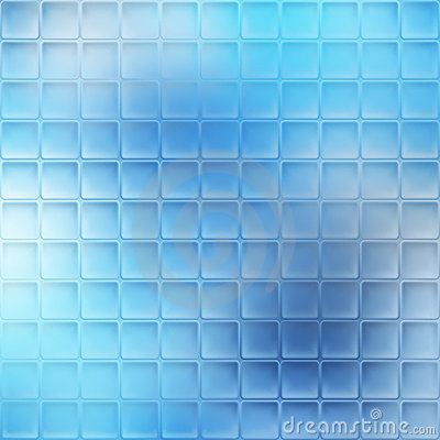 Glass mosaic