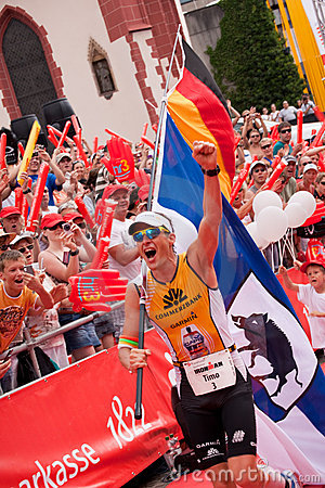 Ironman Germany 2009