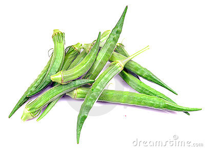 Okra(lady fingers)
