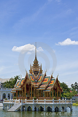 Bangpa-In palace, Thailand