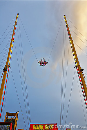 Popular entertainment: the  bungee