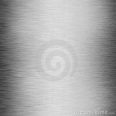 Shiny brushed steel with scratches