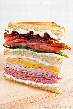 Mega Club Sandwich