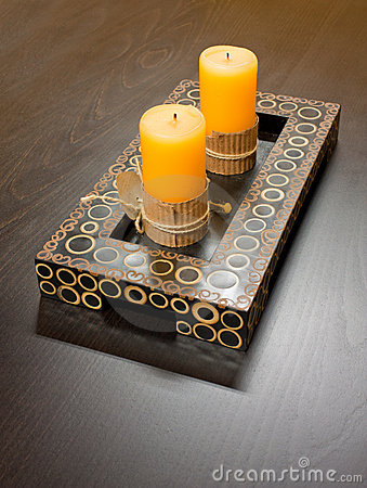 Exotic candlestick