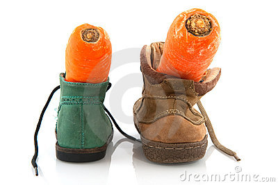 Shoes for Sinterklaas