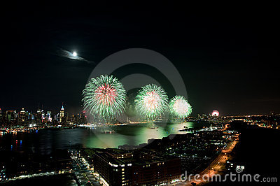 4th of July Macys fireworks display