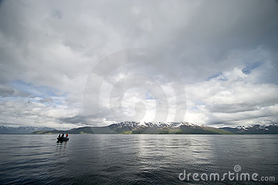 Fjord fishing