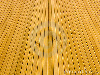 The background texture of bamboo