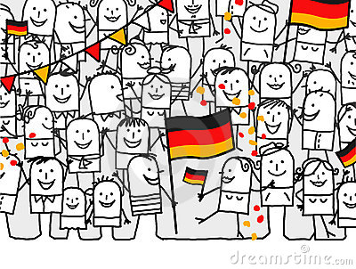 National holiday - Germany