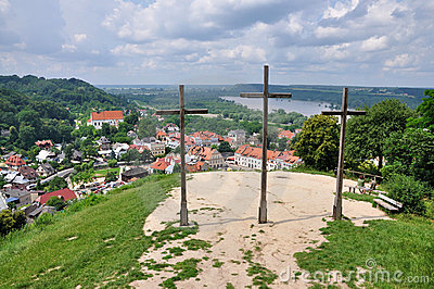 Three Crosses Hill